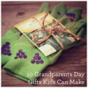 10 Grandparents Day Gifts Kids Can Make